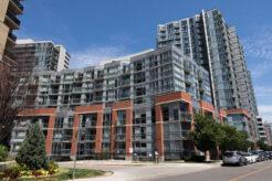 A photo of a condo in Toronto