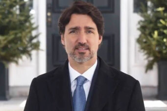 A photo of Prime Minister Justin Trudeau