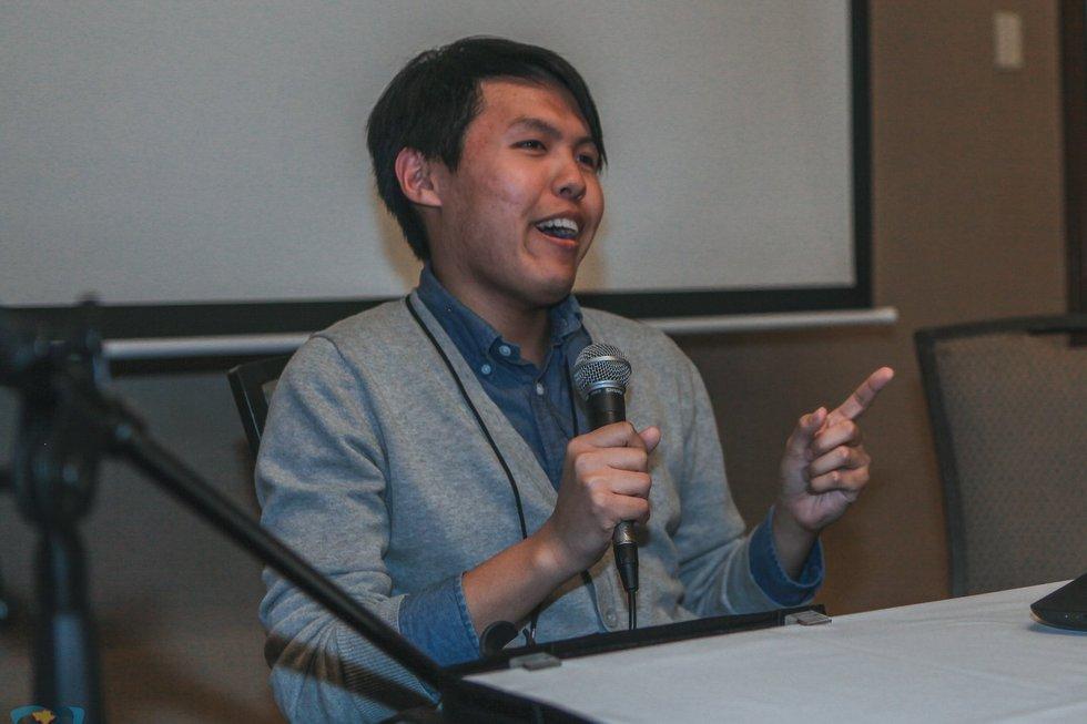 Nam Nguyen from Fringe 2020
