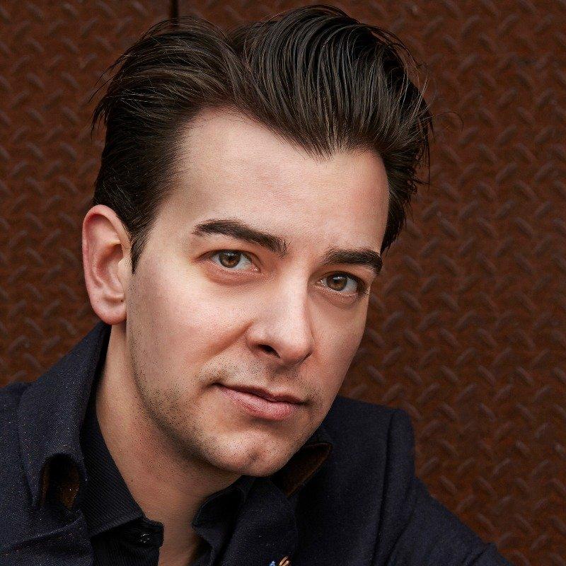 Nick Blais, designer, headshot