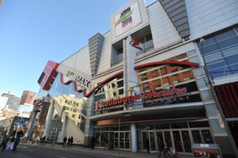 Cineplex Scotiabank theatre Toronto