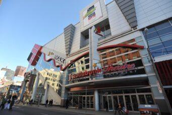 Cineplex Scotiabank theatre Toronto