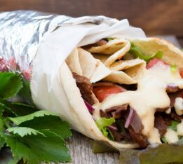 College Falafel is one of the first restaurants launching on Foodzinga.