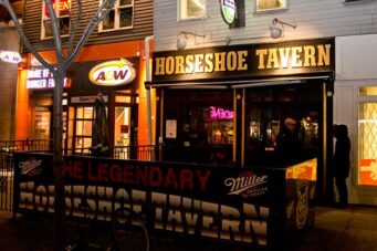 The Horseshoe Tavern