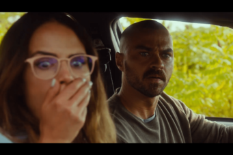 Jordana Brewster and Jesse Williams encounter something awful in Random Acts Of Violence
