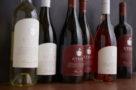 Ryder Estates wine bottles.