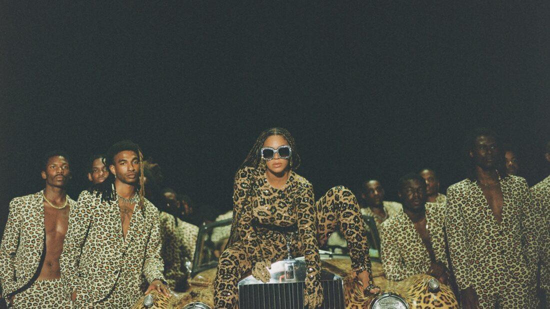 Beyoncé in Black Is King