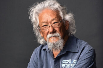 A photo of David Suzuki
