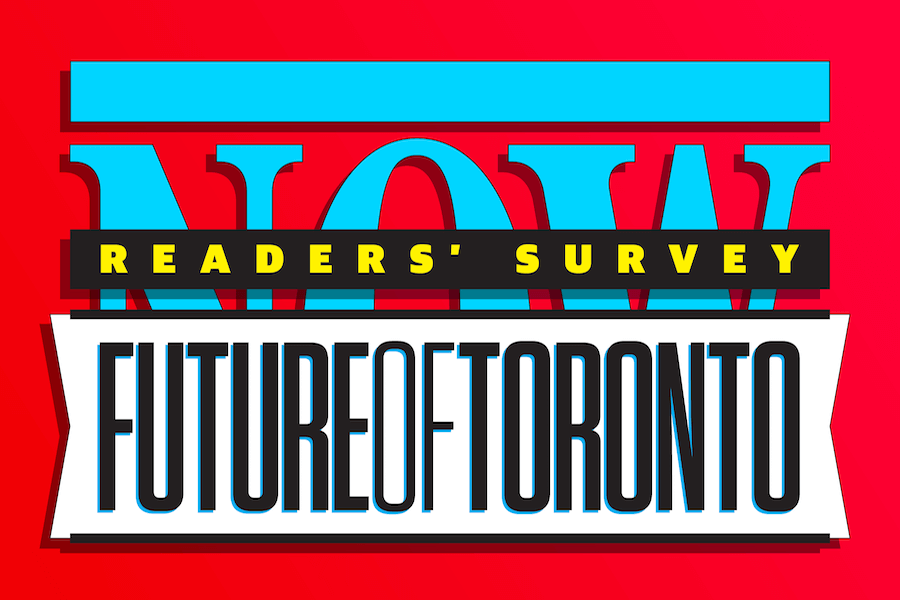 NOW Readers' Survey