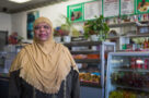 Mrs. Ramjohn, owner of ACR Hot Roti and Doubles in Scarborough.