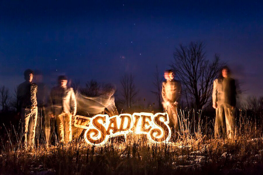 A photo Toronto band The Sadies