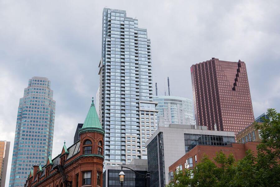 Toronto Rent July 2020