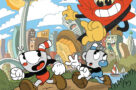 A Cuphead illustration for NOW Magazine