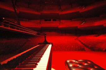 Roy Thomson Hall is one of many Toronto venues going red on September 22.