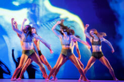 A photo of Fall For Dance North's Red Sky Performance