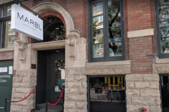A photo of MARBL on King West