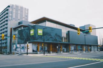 MEC's Vancouver flagship
