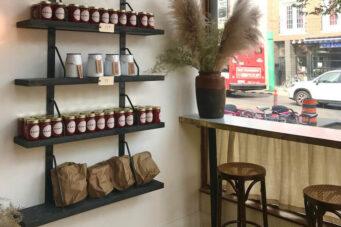 A photo of Manita coffee shop on Ossington