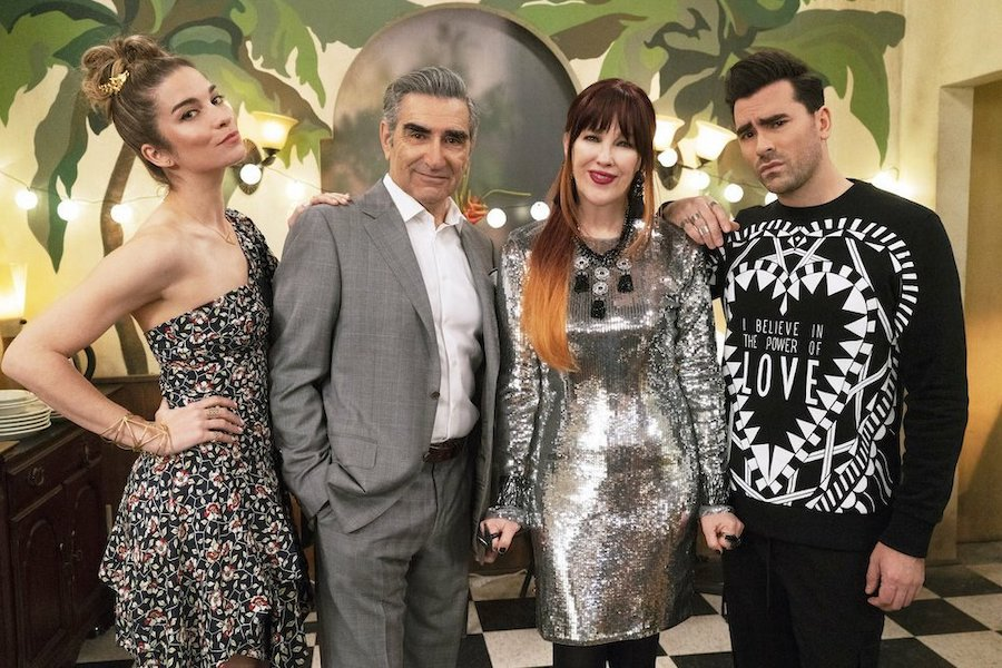 Schitt's Creek Canadian television Emmy Awards Diversity
