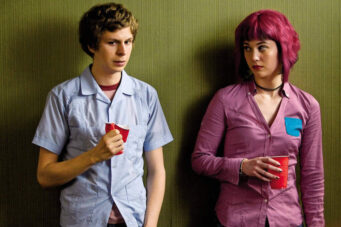 A still from the movie Scott Pilgrim vs The World