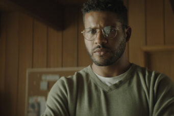 A photo of Jeffrey Bowyer-Chapman in Spiral