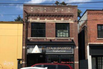Tea-N-Bannock Indigenous restaurant Toronto