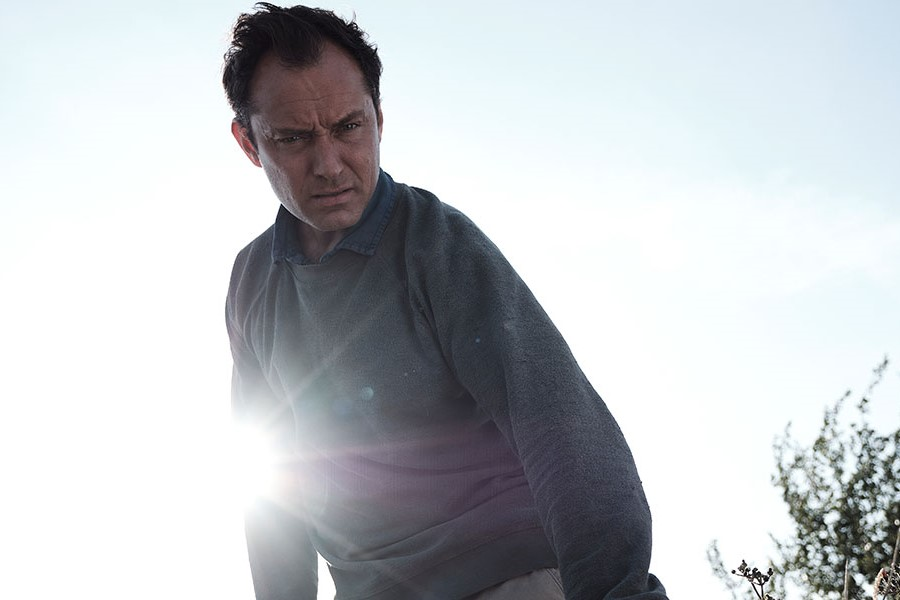 Jude Law stars in The Third Day, which is screening at TIFF ahead of its HBO premiere.