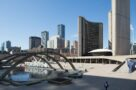 A photo of Toronto city hall