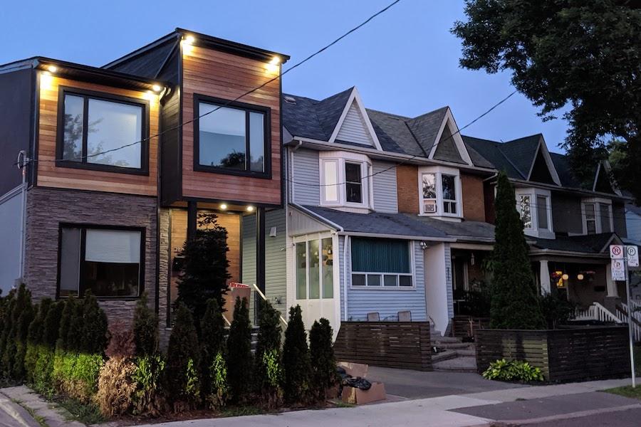 Toronto Real Estate August