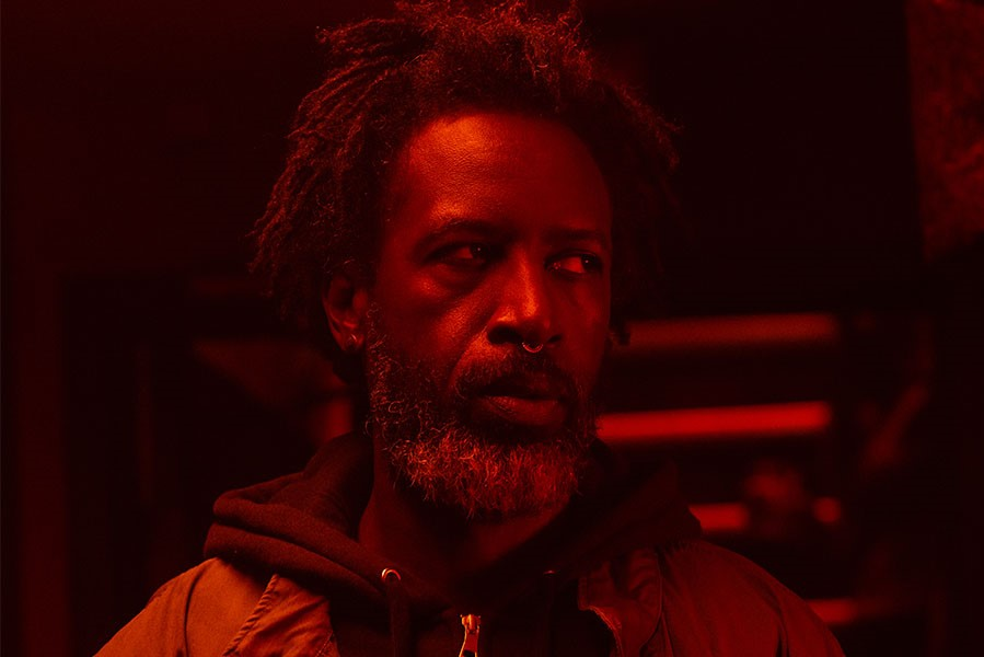 Saul Williams stars in Akilla's Escape.