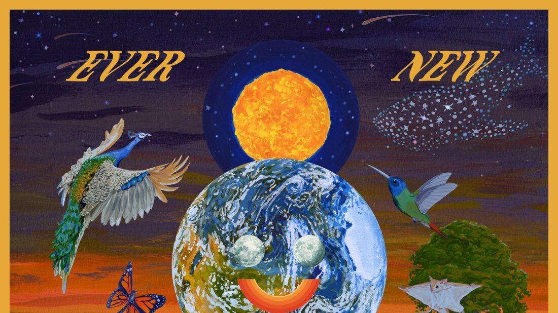 Ever New album cover