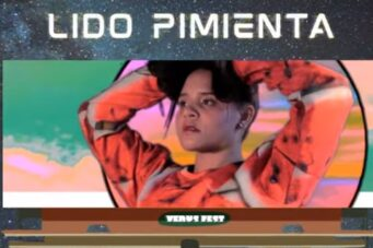 Lido Pimienta, one of the performers at this year's Venus Fest
