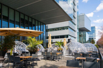A photo of Agains the Grain patio bubbles