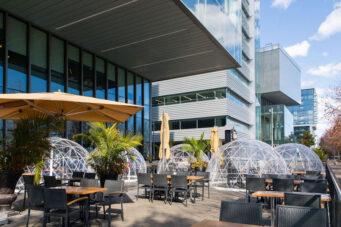 A photo of Agains the Grain patio bubbles