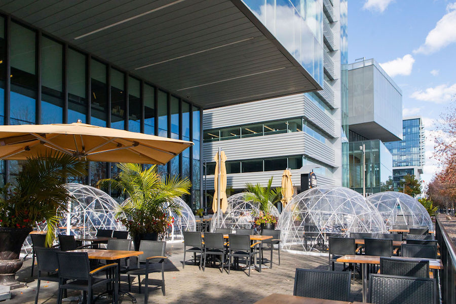 60 Heated And Covered Patios In Toronto Open Right Now Now Magazine