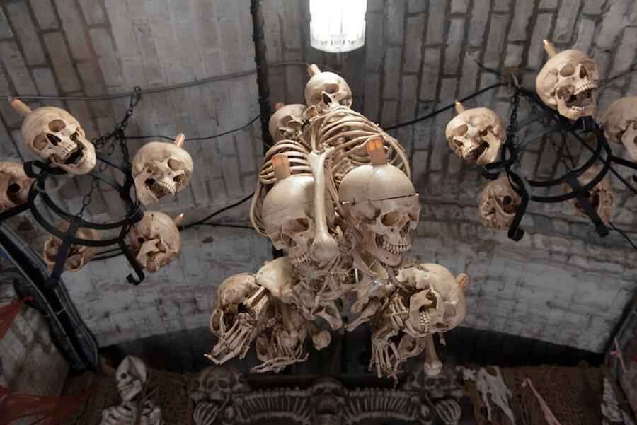 Casa Loma Haunted Walk Toronto Halloween events 2020