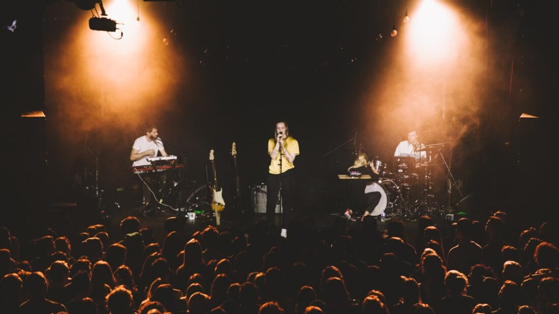 Charlotte Day Wilson at the Mod Club