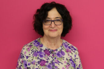 A photo of feminist and activist Judy Rebick