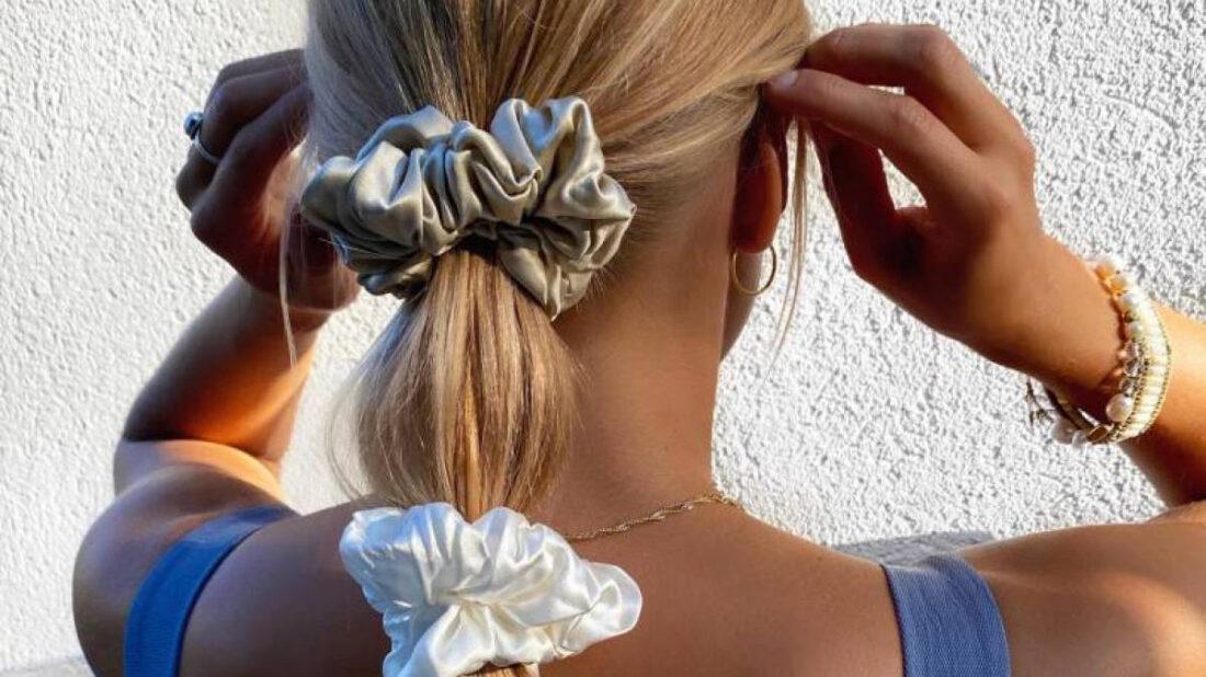 Honeylux scrunchies