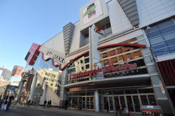 Cineplex Toronto theatres