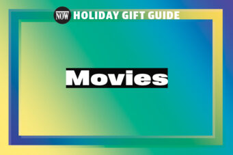 A holiday gift guide 2020 for essential movies on Blu-ray for the movie lover on your list