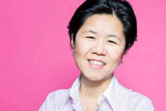 A photo of Toronto City Councillor Kristyn Wong-Tam