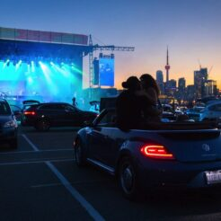Toronto R&B duo dvsn performed seven sold-out shows at CityView Drive-In in 2020. Drive-in concerts will likely return this summer.