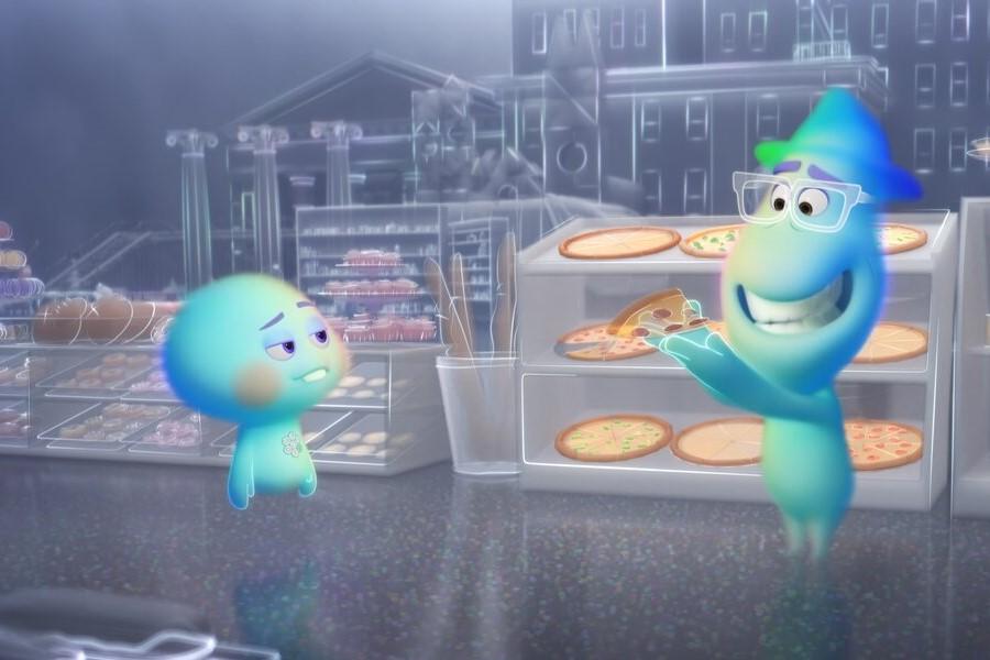 An image from Disney Pixar movie Soul.