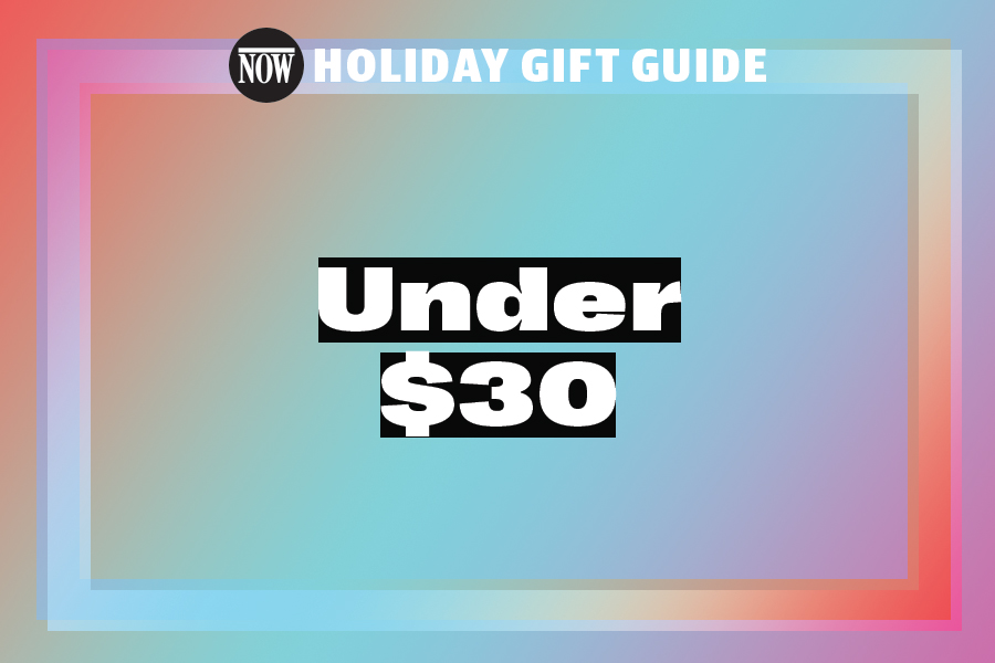 A graphic for last-minute gift guide
