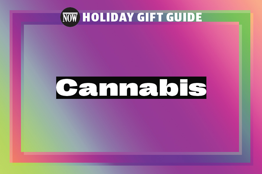 The best cannabis gifts 2020