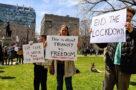 Canadian Covid-19 protestors