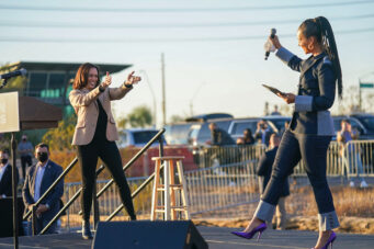 Alicia Keys Kamala Harris How It Feels To Be Free