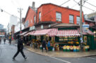A photo of Kensington Market in Toronto