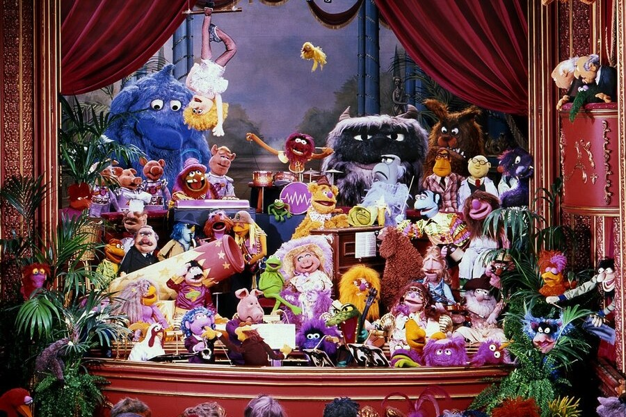 A still from The Muppet Show